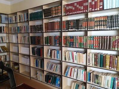 کتابخانه شهید عبدالعلی مزاری