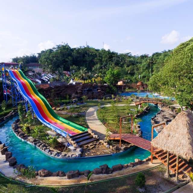Santa Sea Waterpark Sukabumi