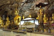 Wat Khao Ban Dai It วัดเขาบันไดอิฐ, Phetchaburi, Thailand