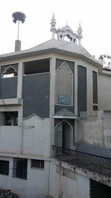 Jamiah Masjid Abu Bakr Siddique abbottabad