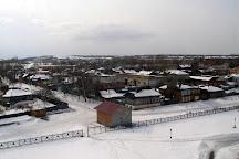 Leaning Tower of Nevyansk, Nevyansk, Russia