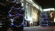 Аппарат законодательного собрания Оренбургской области, Советская улица на фото Оренбурга