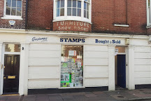 Gustamps, Brighton, United Kingdom
