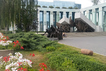 Monument to the Warsaw Uprising Fighters, Warsaw, Poland