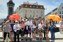 Orange Umbrella Free Tour, Warsaw, Poland