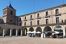 Avila Plaza del Mercado Chico, Avila, Spain