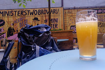 Ministerstwo Browaru Pub, Poznan, Poland