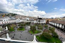 Independence Square, Quito, Ecuador