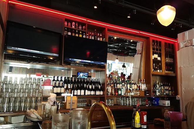 Bull and Bear Bar, New York City, United States