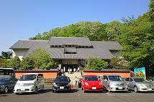 Naegi Castle Ruins, Nakatsugawa, Japan