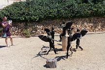 Klein-Schreuder Sculpture Garden, L'Alfas del Pi, Spain