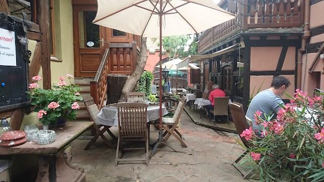Restaurant le Dom Ange