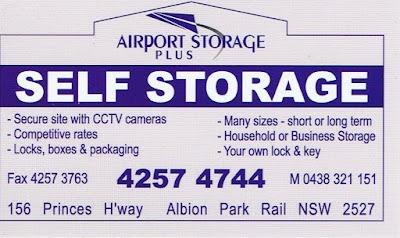 Airport Storage Plus