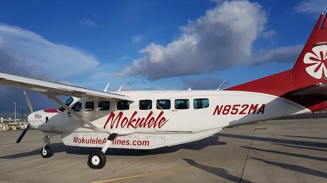Mokulele Airlines - Honolulu