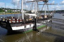 Dunbrody Famine Ship Experience, New Ross, Ireland
