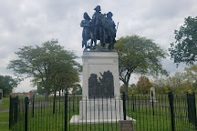The Fallen Timbers Battlefield and Fort Miamis National Historic Site, Maumee, United States