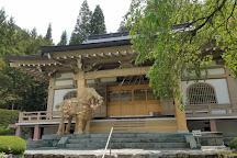 Hase Temple, Ueda, Japan