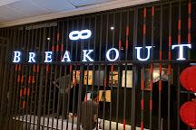 Breakout Real Escape Game, Kuala Lumpur, Malaysia