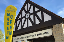 St. Charles History Museum and The Curious Fox Gift, Saint Charles, United States
