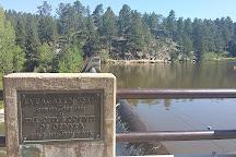 Evergreen Lake, Evergreen, United States