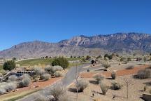 Sandia Golf Club, Albuquerque, United States