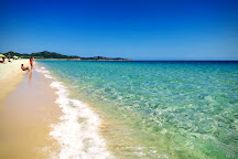 Fontana Beach, Costa Rei, Italy