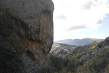 Ferrata Salemm, Castelmezzano, Italy