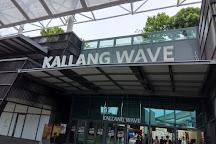 Kallang Wave Mall, Singapore, Singapore