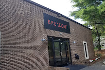 Breakout Games - Greensboro, Greensboro, United States