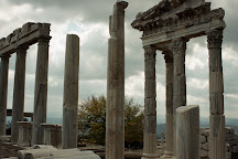 Pergamon Theatre, Bergama, Turkey