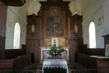 Eglise Saint-Gervais et Saint-Protais, Ozenay, France