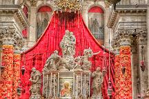 Basilica di Santa Maria della Salute, Venice, Italy