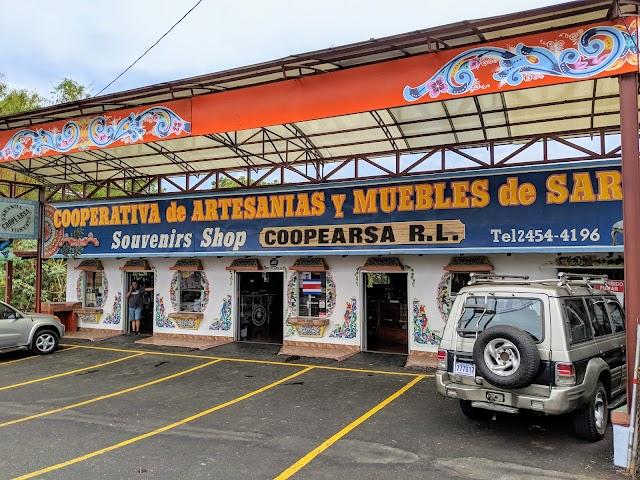 Mercado de Artesanía, Sarchi