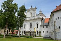 Gornji Grad Cathedral, Gornji Grad, Slovenia