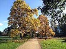 University Parks oxford