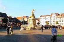 Marktplatz, Mannheim, Germany