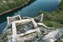 Nutjak Fortress, Trilj, Croatia