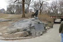 Balto Statue, New York City, United States