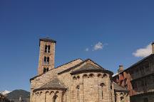 Iglesia de Santa Maria de Taull, Taull, Spain