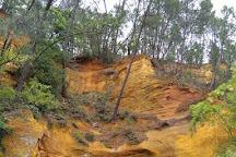 Mines de Bruoux, Gargas, France