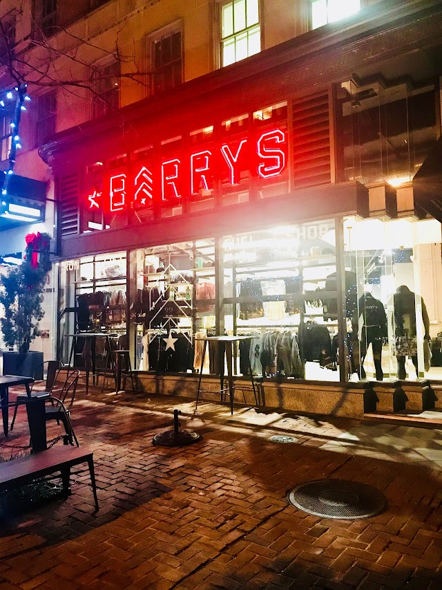 Barry's Bootcamp D.C.