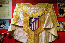 Atletico de Madrid Museum, Madrid, Spain