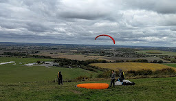 Dunstable Main Launch Paragliding