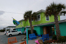 Patio Playground - the Putt-Putt, Topsail Beach, United States
