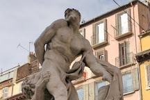 Cours d'Estienne d'Orves, Marseille, France