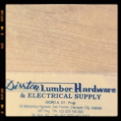 Disston Lumber Hardware and Electrical Supply
