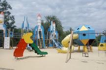 Gagarin Park, Volgograd, Russia