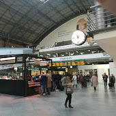 Станция  Madrid Madrid