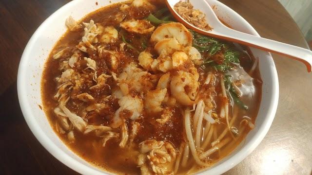 Penang Prawn Noodle Shop