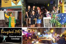 Kangaroo Sports Bars, Bangkok, Thailand